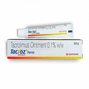 TacrozForteOintment0.1%-20gm