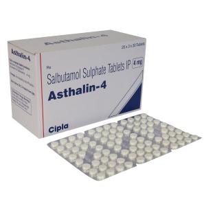 ASTHALIN-4mg