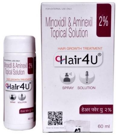 ヘアフォーユー2%(HAIR4U)60ml(女性用育毛外用薬)
